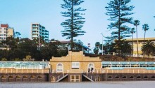 North Beach Bathers Pavilion, North Wollongong