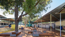 Ultimo, Primary School, Design, Engineering, Outdoors