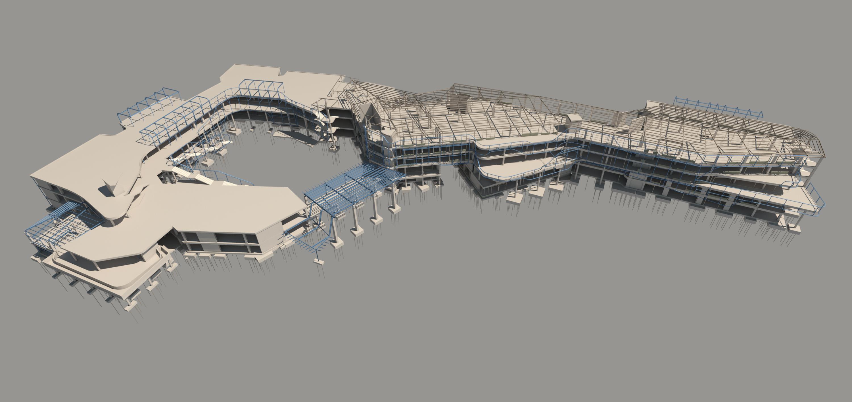 Alexandria Park Community School - Structure (1)