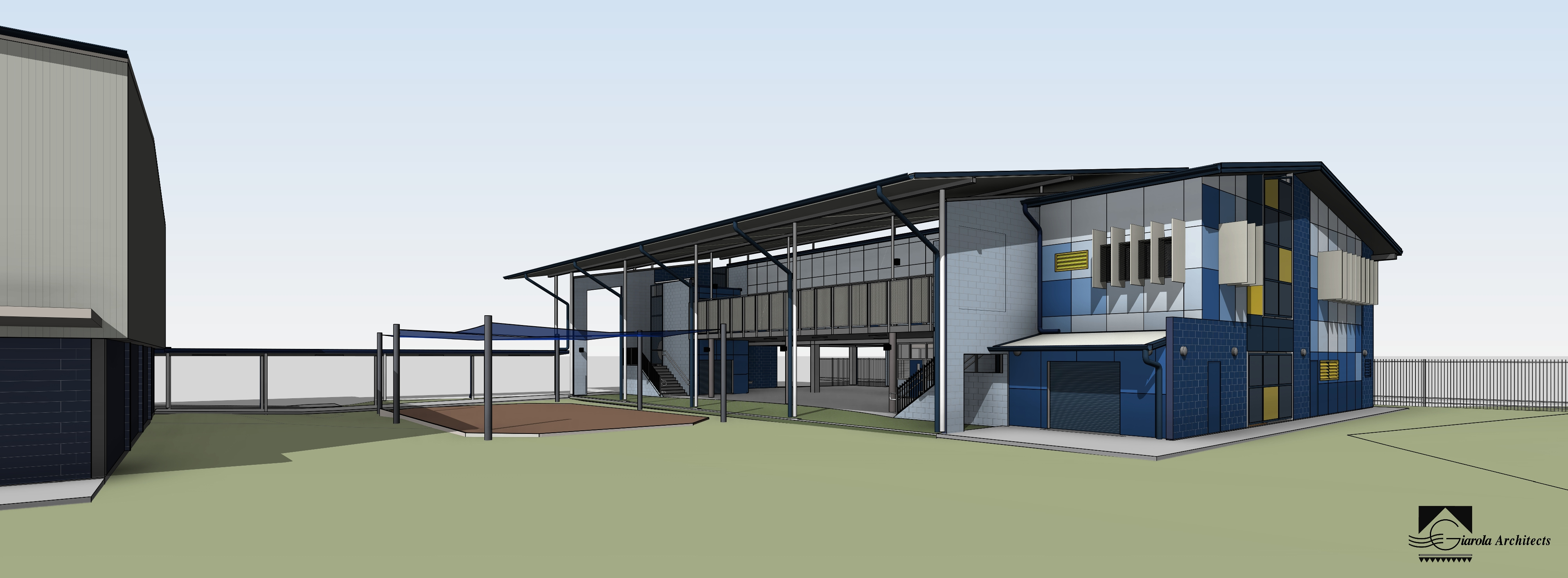 Concept Design, School Design, Brisbane School Design