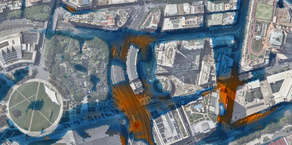TUFLOW, Flood Modelling, Civil Engineering, Engineering Melbourne