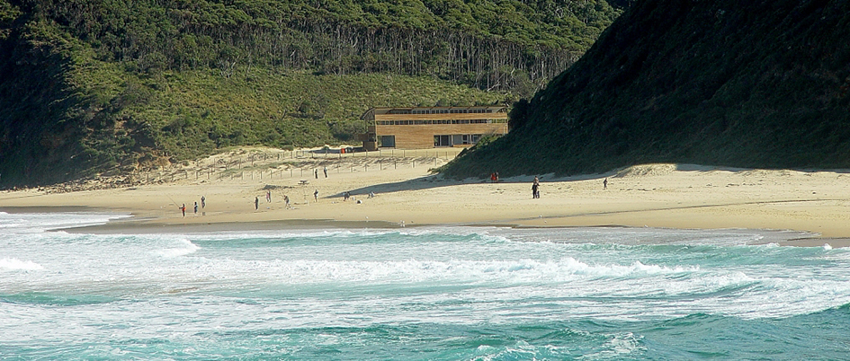 Garie Beach Surf Safety Centre Woolacotts Consulting