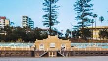 North Beach Bathers Pavilion, North Wollongong